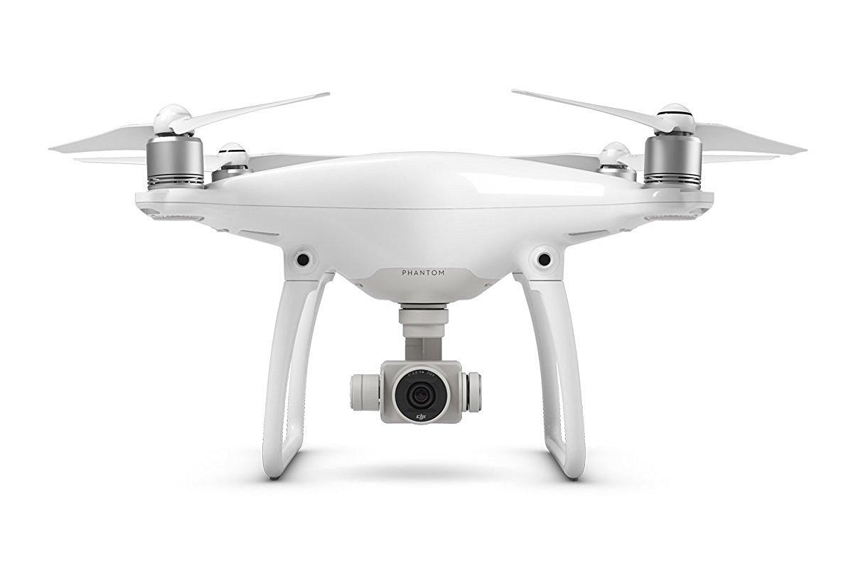 DJI Phantom 4 Drohne Quadrocopter
