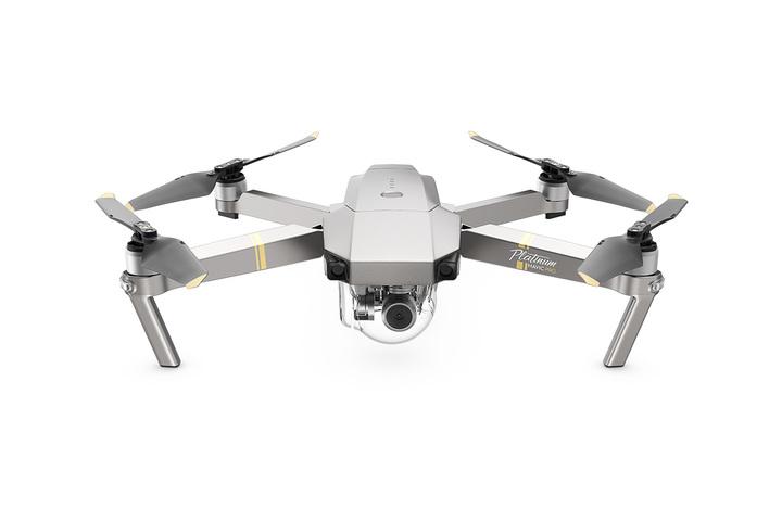 DJI Mavic Pro Platinum Drohne