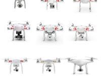 DJI Phantom Drohnen